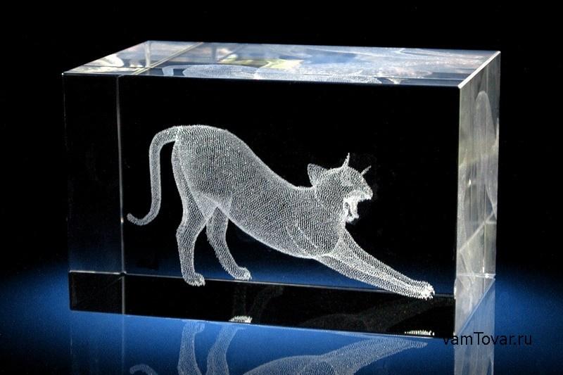 Кристальный кот